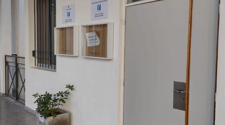 La Asociaciónde Profesionales y la Filial AMM HNRG ya funcionan en su nueva sede.